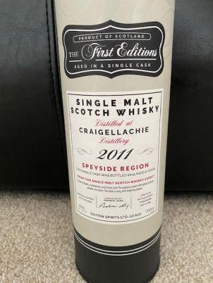 craigellache bottle case